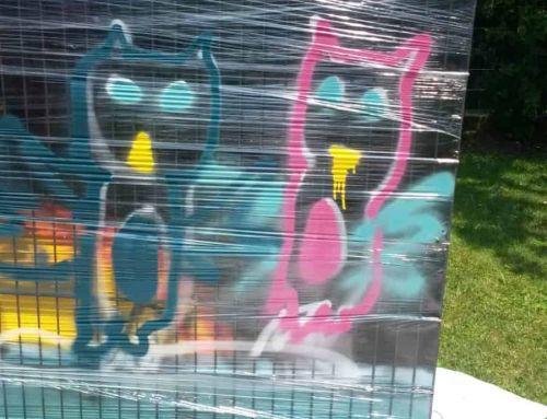Graffiti-Worshop